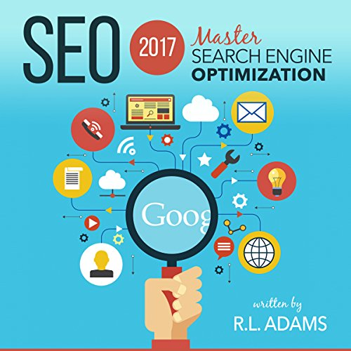 SEO 2017 audiobook cover art