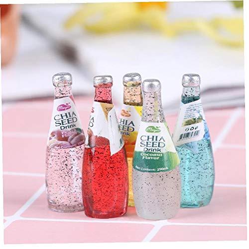 Bontand Miniatur-kaffeetasse Puppenstuben Küche Zimmer Essen Und Trinken Getränke Dekor Miniwelt Miniwelt Puppenzubehör Zufällige Stil