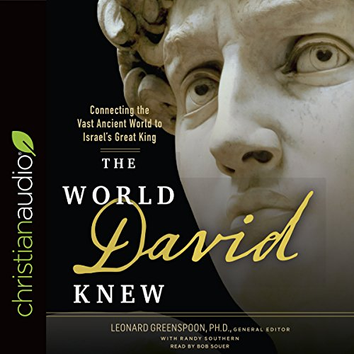 The World David Knew Audiobook By Leonard Greenspoon - editor,                                                                                        Randy Southern cover art