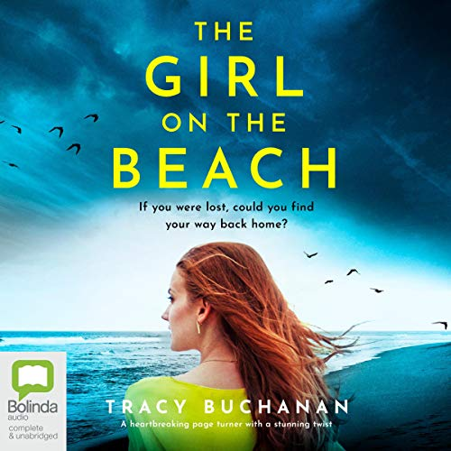 The Girl on the Beach cover art