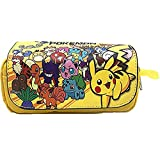 Caja de Lápices de Dibujos Animados para Niños 3D, Estuche para Lápices Pikachu, Estuche de...