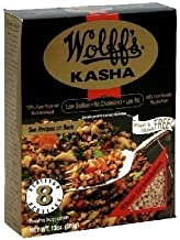 Wolff's Kasha Whole Granulation -- 13 oz