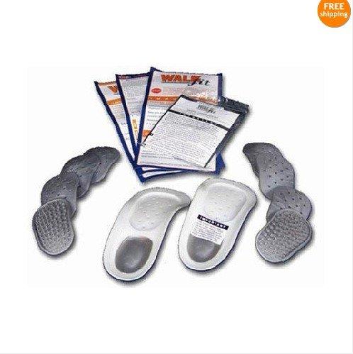 Platinum Walkfit plantillas ortopédicas, cómoda, Gr. E