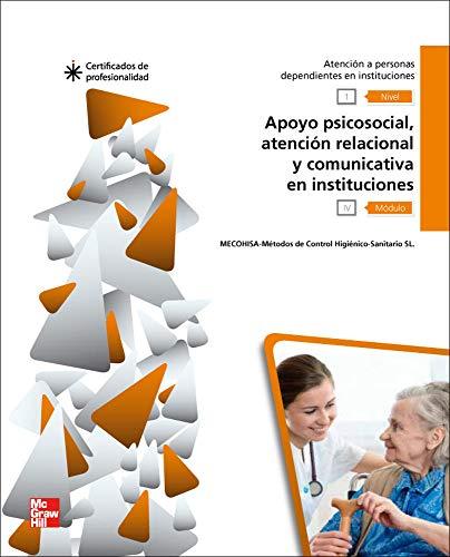 CERT - Apoyo psicosocial at relacional y comunicativa en instituciones.L ibro certificado