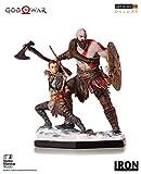 Iron Ore Health Kratos & ATREUS Deluxe Art Scale 1/10 - God of War