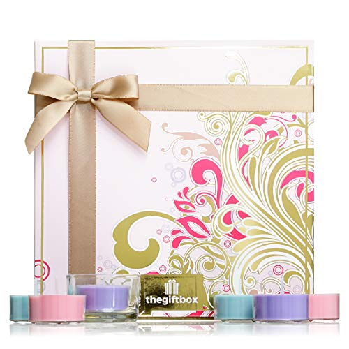 Scented Candle Gift Set ideal as Gifts for Women, Birthday Gifts for Her...