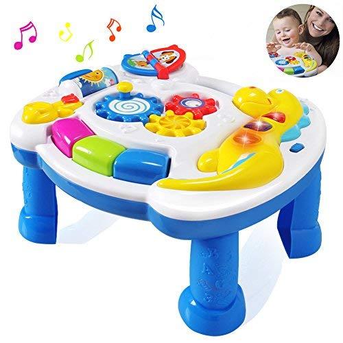 HOMOFY Homof juguetes para bebés aprendizaje musical ...