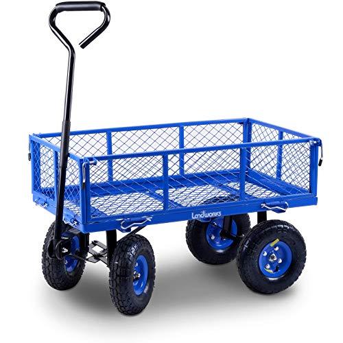 Landworks Heavy-Duty Utility Wagon