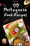 Portuguese Food Recipes blank custom cookbook Journal Notebook / Journal Logbook 6x9 with 120 Pages  Cookbooks, Food: Portuguese Cooking, Food  Chefs ... recipes perfect gift Blank recipes cookbook