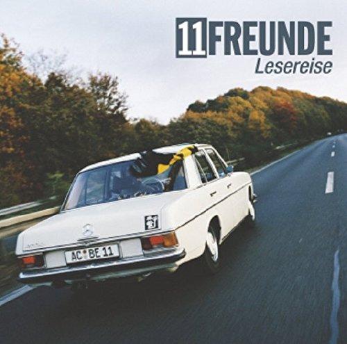 11 Freunde, Lesereise. CD