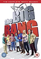 The Big Bang Theory Season 10 [DVD PAL方式 日本語無し](Import版)