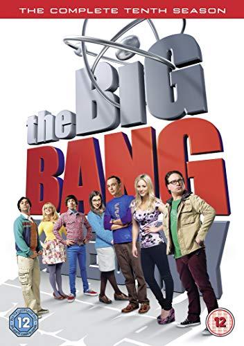 Cover The Big Bang Theory - Season 10 [UK Import]