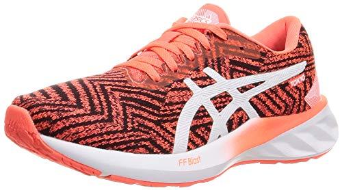 Asics Roadblast Tokyo  Road Running Shoe Mujer  Sunrise Red/White  38 EU