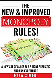Image: The New and Improved Monopoly Rules: A New Set of Rules For A More Realistic And Fun Experience | Kindle Edition | by S Hampton (Author, Editor). Publication Date: June 22, 2016