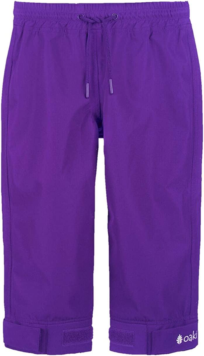 Oakiwear Childrens Trail and Rain Pants for Kids /& Toddlers