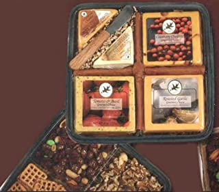 Party Pleaser Cheese Assortment Gift Tray