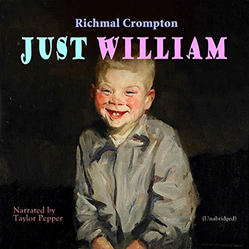 Just William audiobook cover art