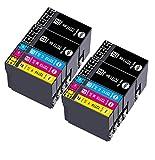 Teland 27XL Multipack Cartuchos de Tinta Reemplazo para 27 XL para Epson Workforce WF-3620 WF-7620 WF-7610 WF-3640 WF-7110 WF-7210 WF-7710 WF-7715 WF-7720 WF-3620DWF WF-7710DWF WF-7715DWF