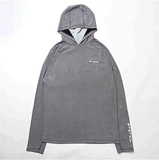 [コロンビア] ターミナルディフレクターゼロ フーディー FE0057 カットソー メンズ S Black