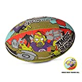 OPTIMUM Ballon de Zombie Rugby, Multicolore, Mini Unisex-Youth