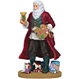 "Pipka, Christmas Gifts, ""Santa Creates"", Artist's Choice Limited Edition Resin Sculpture, #7141205"