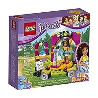 LEGO Friends Andrea's Musical Duet 41309 Building Kit [並行輸入品]