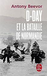livre D-Day et la bataille de Normandie
