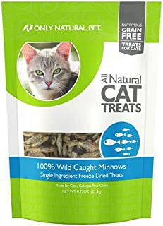 Only Natural Pet Grain Free All Meat Cat Treats