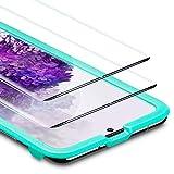 ESR - Protector de Pantalla para Samsung Galaxy S20 Plus, Cristal Templado [Bordes curvados 3D] [Cobertura de Pantalla Completa] para Galaxy S20 Plus (2020)