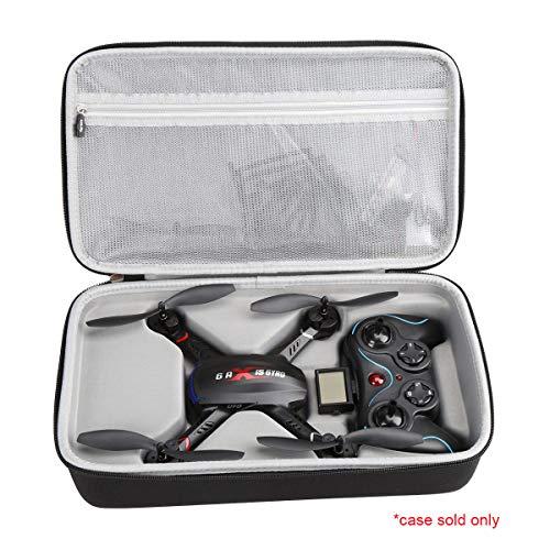 Aproca Duro Viaggio Custodia per Holy Stone Drone F181W Elicotteri Quadrotor FPV