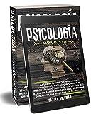 Psicología: 4 Manuales en 1: Autodisciplina, Inteligencia emocional, Psicología Oscura y Manipulación. Aprende las claves del éxito en forma disciplinada, ... de los mejores para no caer en mentiras.)