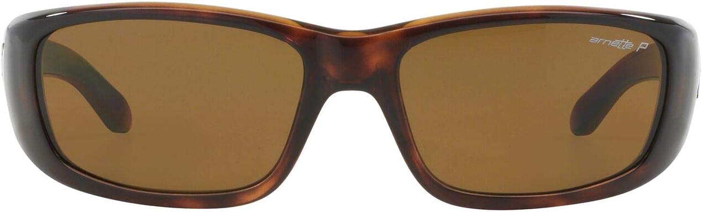 ARNETTE Men's An4178 Quick Draw Wrap Sunglasses