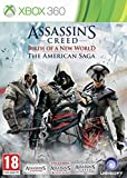 Assassins Creed - The American Saga - XBOX 360 PRE OWNED