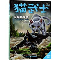 Warriors: A Vision of Shadows #6: The Raging Storm (Chinese Edition)