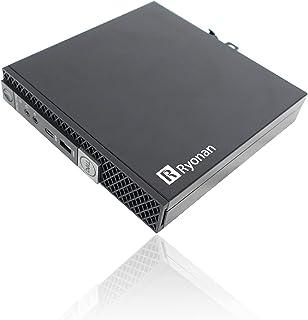 DELL OptiPlex 7060 Micro 第8世代 Core i5 メモリ:16GB SSD:256GB&HDD:500GB Office Windows USB3.0 Wi-Fi デュアルストレージ ミニPC (整備済み品)