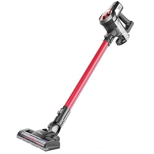 Dibea C17 Cordless 2 in 1 Lightweight Stick Handheld Vacuum Cleaner, Rechargeable Lithium-ion