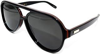 GUCCI Polarized Black Pilot Sunglasses GG0270S - 001