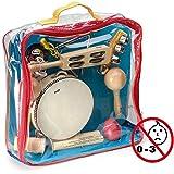 Stagg CPK01 - Kit de percusión para niños