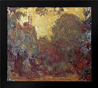 La Maison de Giverny Framed Art Print by Monet, Claude