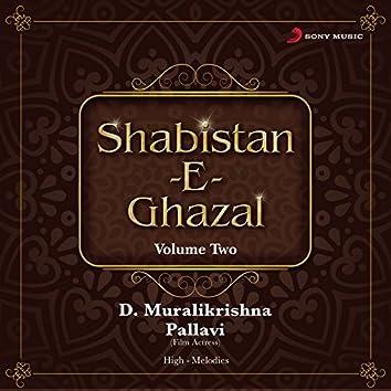 Shabistan-E-Ghazal, Vol. 2