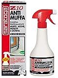 Saratoga mufficida antimuffa spray Z10 contro muffe alghe muschi licheni 1000ml...