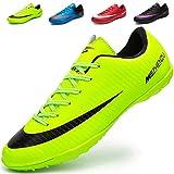 Ikeyo Chaussures de Football Homme Profession Athlétisme Entrainement Chaussures de...