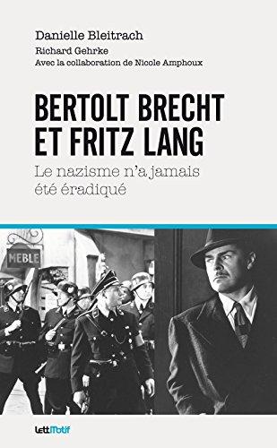 Bertolt Brecht et Fritz Lang