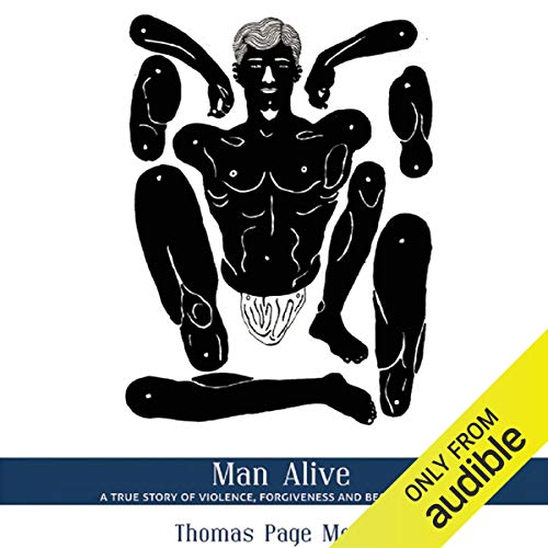 Man Alive Audiobook By Thomas Page McBee cover art