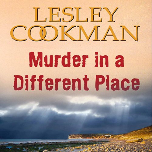 Murder in a Different Place audiobook cover art