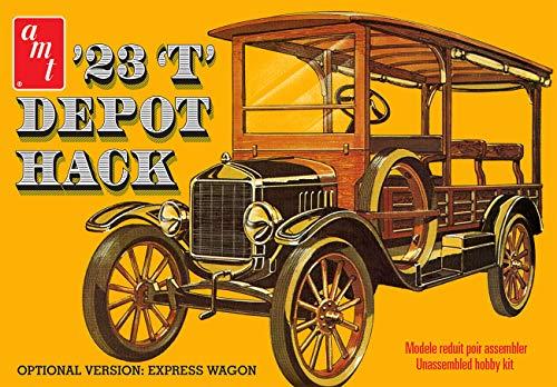 AMT 1/25 1923 フォードT デポハック プラモデル AMT1237