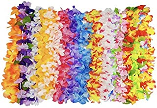 Party Bag Kids ~ Tropical Hawaiian Luau Lei Styles (30 ct) ~ Party Favors
