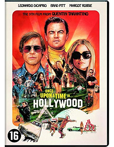 Once Upon A Time in. Hollywood [DVD]