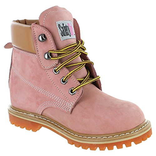 Safety Girl Work Boots