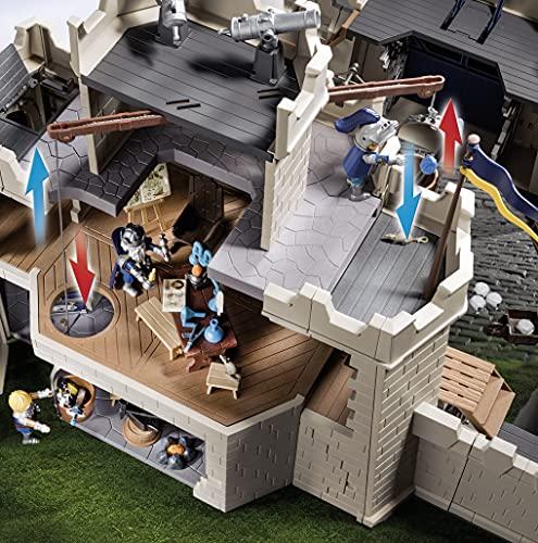 PLAYMOBIL Novelmore 70220 Große Burg von Novelmore, für Kinder von 4 – 10 Jahren - 6